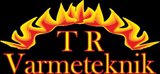 TR Varmeteknik Logo