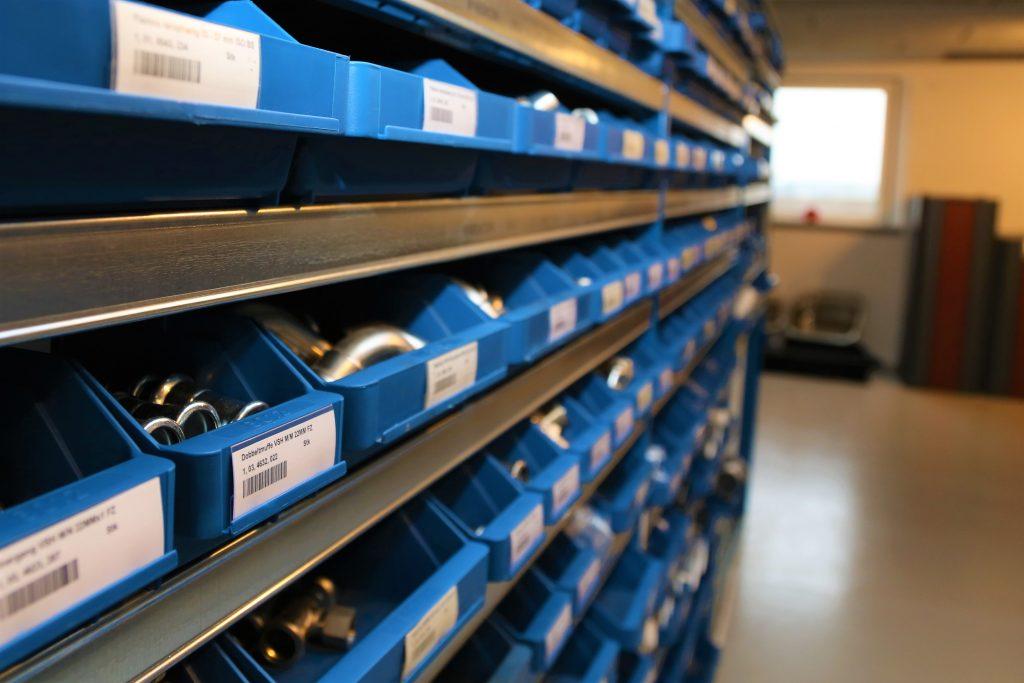Vores lager er sorteret efter varenummer - T R Varmeteknik